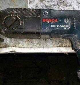 Перфоратор Bosch на запчасти