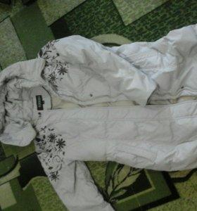 Плащ куртка