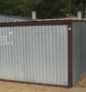 Пенал, гараж металлический