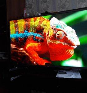 Full HD телевизор LG 42LB565V (107см). Доки,пульт.