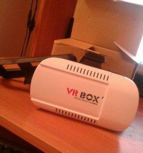 VR BOX (virtual reality glasses)