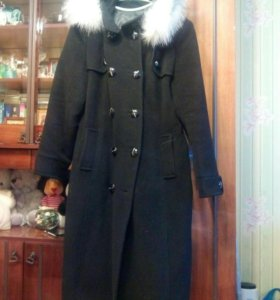 Зимнее пальто фирмы Lanicka