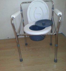 Кресло-туалет, новый