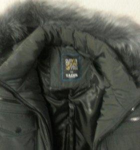 куртка зимняя мужская . Размер 54 ,