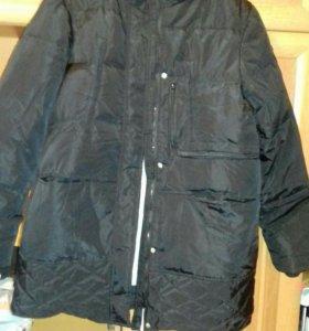 Куртка осень -зима новая
