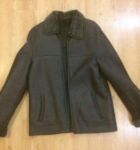 Дубленка (куртка) мужская
