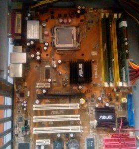 Сборка 2 ядра 3гига 8600GT