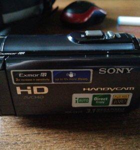Видеокамера Soni HDR-CX110