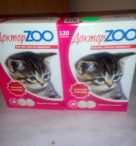 Доктор Зоо для кошек