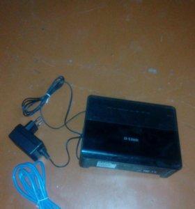 Wi-Fi Роутер D-Link DIR-615 Комплект