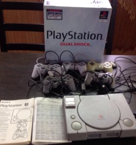 "Легендарный ""Sony PlayStation-1 "" скидка!"