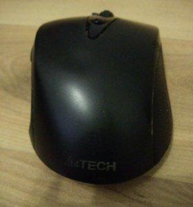Bluetooth Мышь A4Tech G10-650F Black