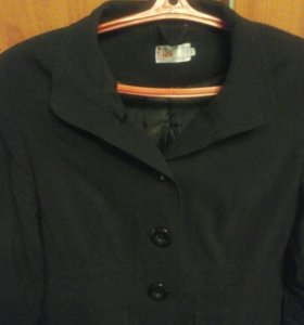 Пиджак приталенный модный