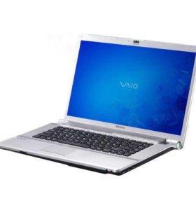 Ноутбук Sony VAIO PCG-3B4P