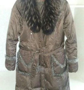 Пальто#плащ#пуховик зимний