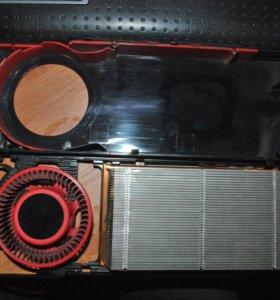 Система охлаждения HD 6970