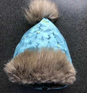 Шапка зимняя Huppa