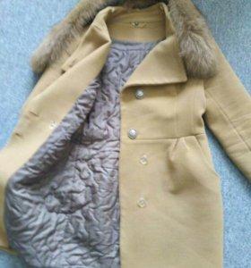 Срочно!Зимнее пальто