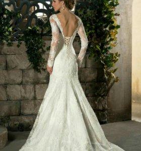 Новое свадебное платье GABBIANO/Ангелина