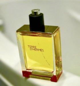 Мужские духи Terre D'Hermes 100ml