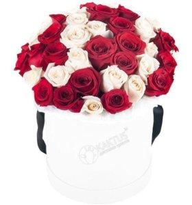 Букеты цветов/доставка цветов