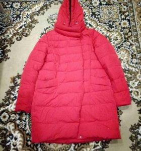 Зимняя куртка (пуховик) 48/50 размер