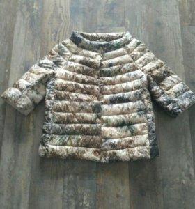 Курточка-пуховичок