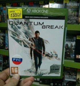 Quantum break xb1