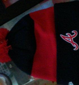 Спортивная шапка мужская