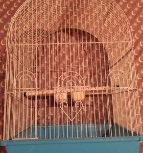 клетка для птиц и попугаев