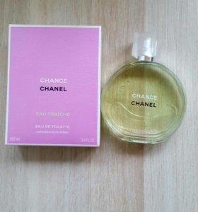Chanel chance фреш 100мл оригинал