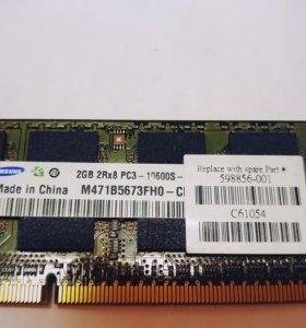 SO-DIMM 2 Gb