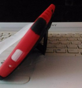 Чехол бампер с подставкой для телефона ASUS selfi