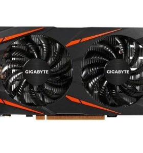 Видеокарта Gigabyte Radeon RX 550 Gaming OC 2GB