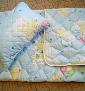 Одеяло с подушкой