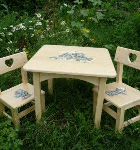 Детская мебель для творчества