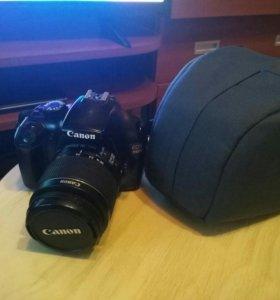 Зеркальный фотоаппарат Canon EOS 1100D