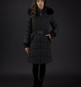 Пальто пуховое Merlion Sandra