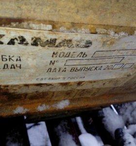 Коробка передач Камаз (154), вместе с делителем.