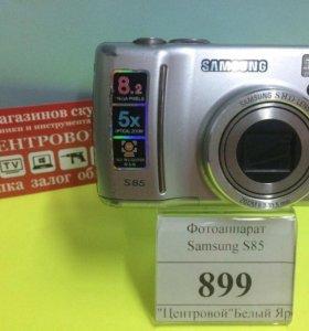 Фотоаппарат SAMSUNG S85 Б/У