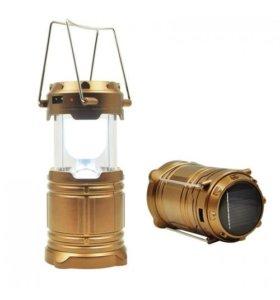 Светодиодный кемпинговый фонарь