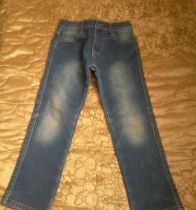 Штаны для мальчика на 8 лет отдельный джинс на 6
