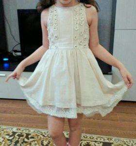Платье на рост 104-110 см