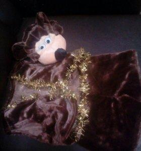 Новогодний костюм Медвежонок