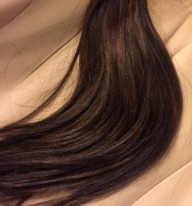 Наращивание волос, волосы для наращивания
