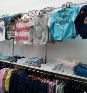 Отдел детской одежды и игрушек