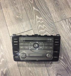 Магнитола от Mazda 6