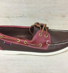 Топсайдеры Sebago Brown Leather