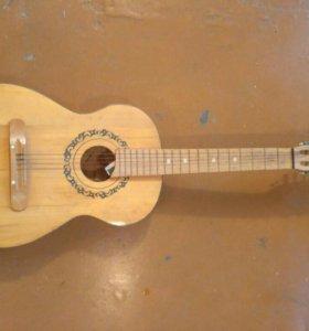 Гитара на запчасти