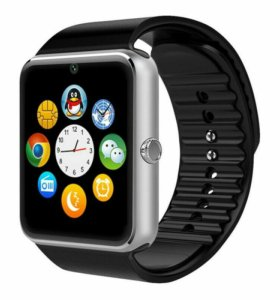 Smart Watch GT08 Metall